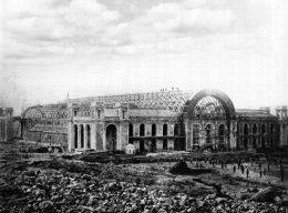 Construção entre 1861 e 1865