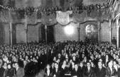 Teatro Gil Vicente, no interior do Palácio , em 1930