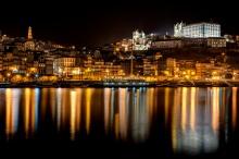Ribeira do Porto - Night Shots
