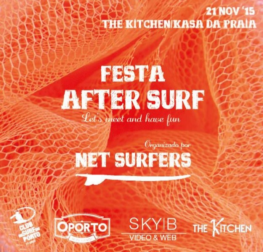 Net Surfers After Surf Party