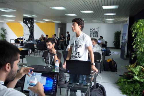 Fotografia de Porto Summer of Code