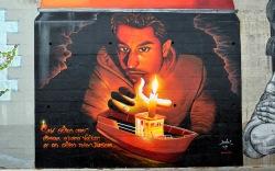 Mural da Lionesa
