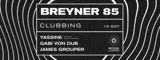 Cartaz do Breyner85