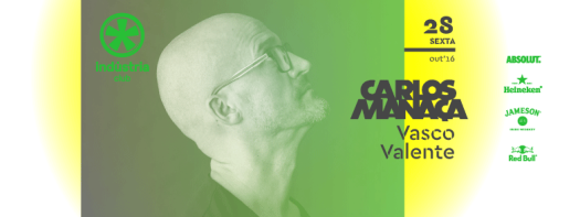 Cartaz de Carlos Manaça - Indústria Club