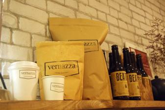 Café e cerveja artesanal