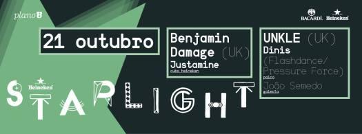 Cartaz do Plano B - Heineken Starlight