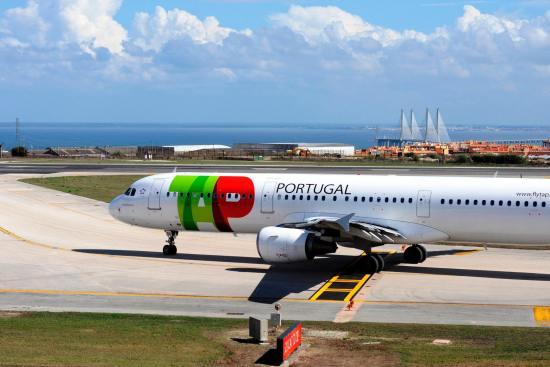 Fotografia de Aeroporto de Lisboa
